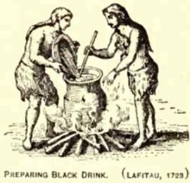 Băutura neagră a şamanilor