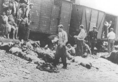 """Pogromul de la Iaşi şi """"trenurile morţii"""" (7)"""