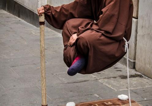 Levitaţia prin sunet care deplasează obiectele a fost redescoperită