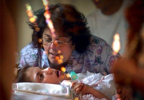 Miracolele înfăptuite de Audrey Santo (2)