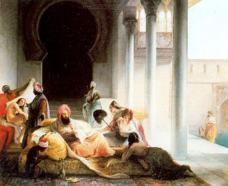 Haremul, un spaţiu al plăcerii sau islamizării?
