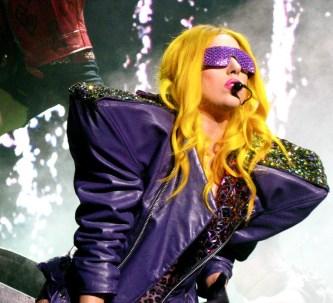 Lady Gaga este urmărită de o fantomă (1)