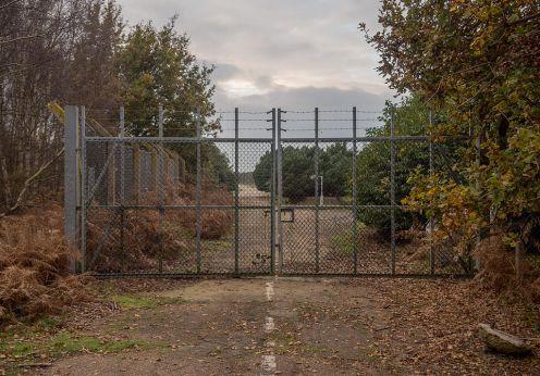 RAF_Woodbridge_East_Gate