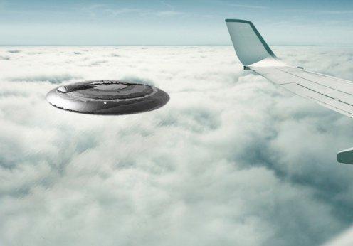 OZn fotografiat dintr-un aeroplan deasupra Africii de Sud