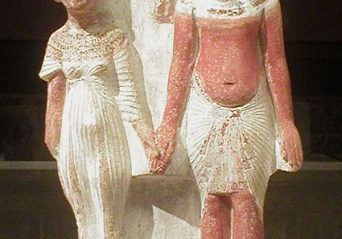 AkhenatonNefertiti