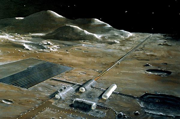 Baze militare chinezeşti pe Lună