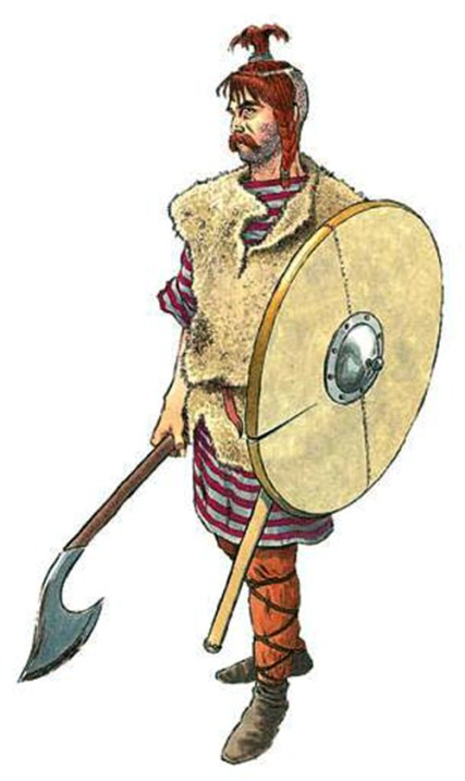 Codul onoarei la popoarele germanice barbare
