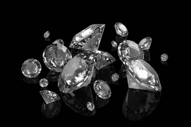 Diamantele amăgitoare