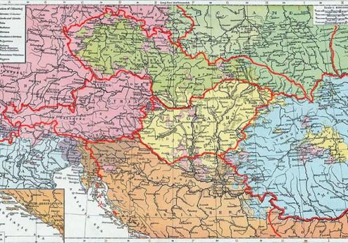 Frontierele României după Primul Război Mondial