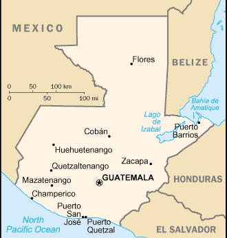 Masacrele juntelor din Guatemala