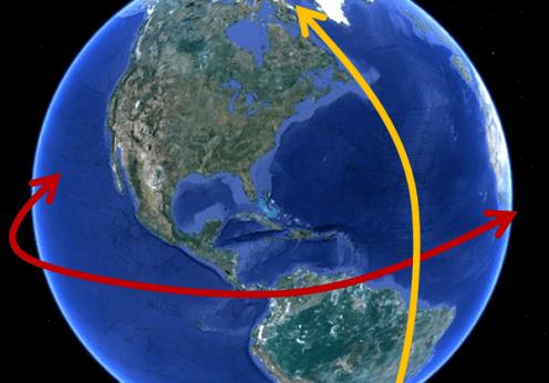 Misterul Terrei simetrice