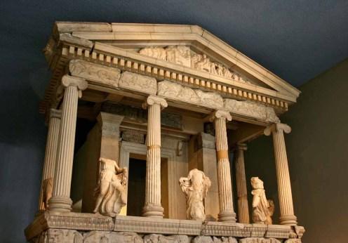 Nereid_Monument,_British_Museum_1