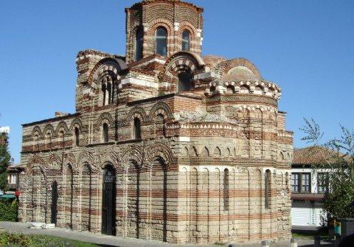 Nesebar_-_Church_of_Christ_Pantocrator