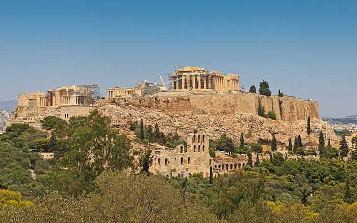 Originile Atenei