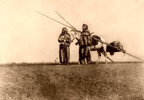 Rod Shenandoah (Blackfoot-Oneida)
