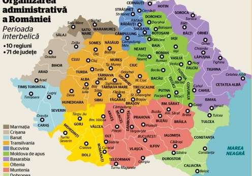 România a ieşit puternică după Primul Război Mondial