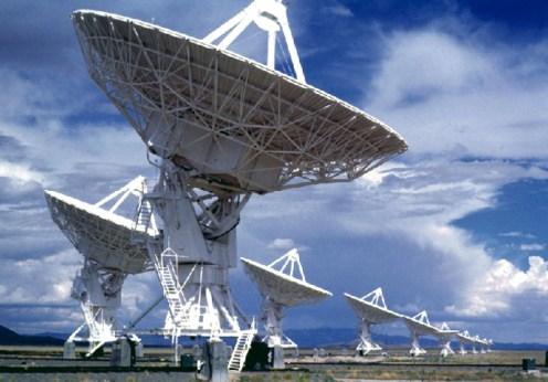 Semnale radio din centrul Terrei primite de NASA