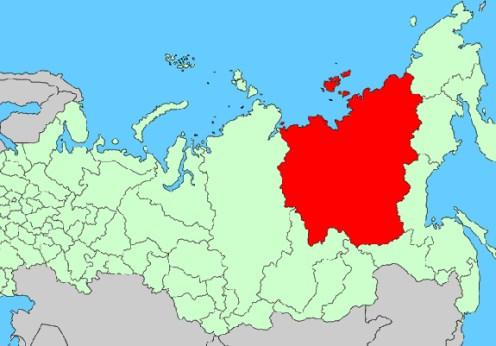 Structurile enigmatice din Valea Morţii (Siberia)