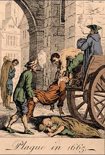 Teribila ciumă neagră din 1348 2