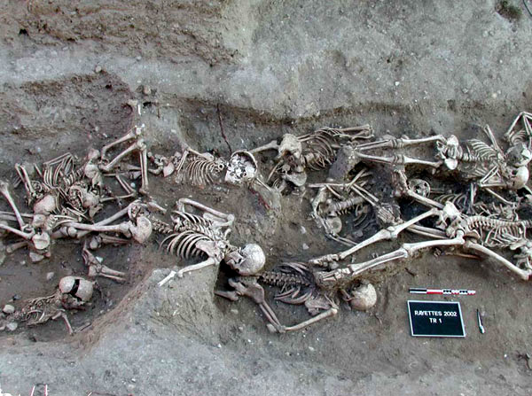 Teribila ciumă neagră din 1348