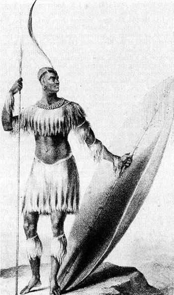 Un popor misterios zulu 2
