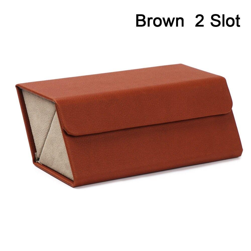 2 Slot brown