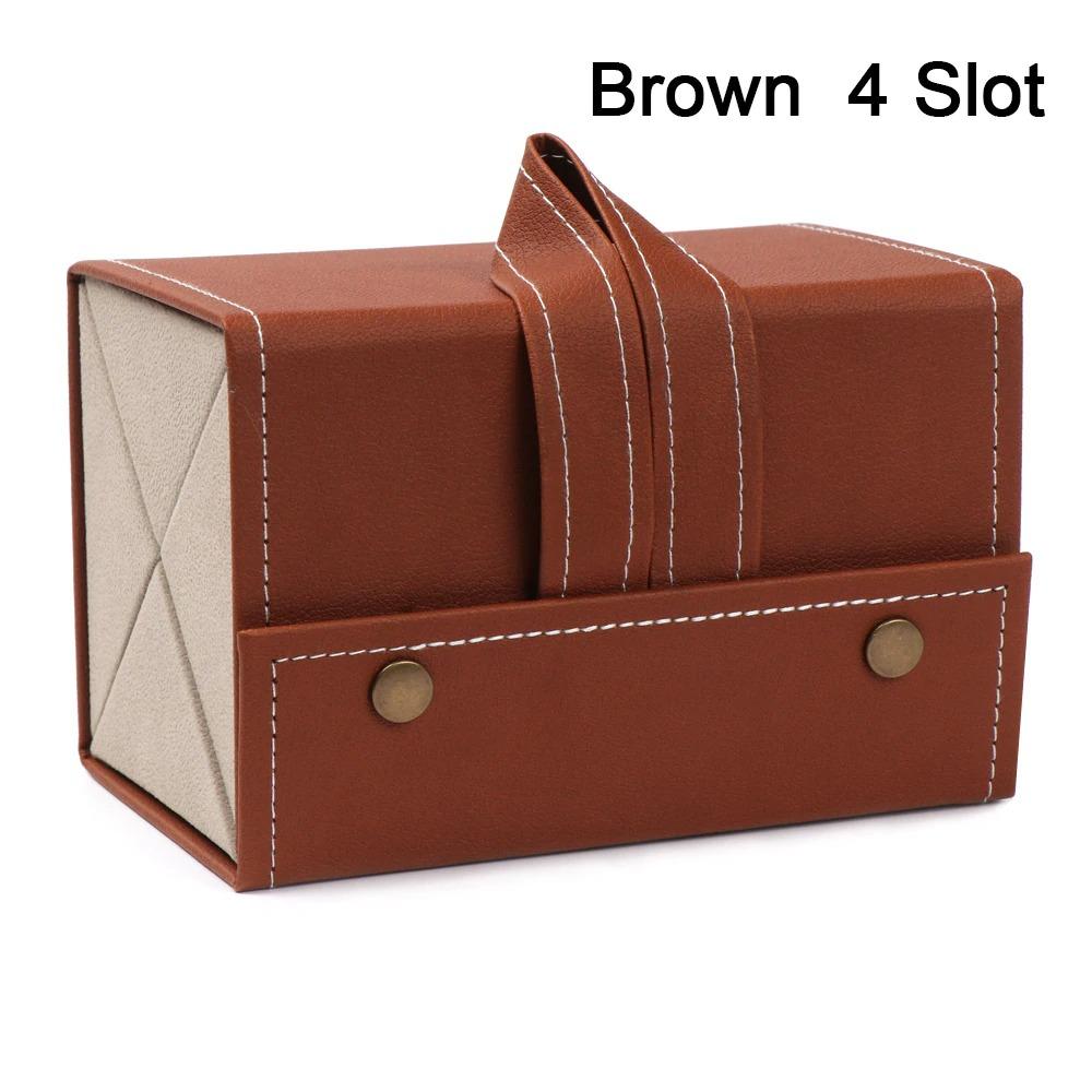 4 Slot brown