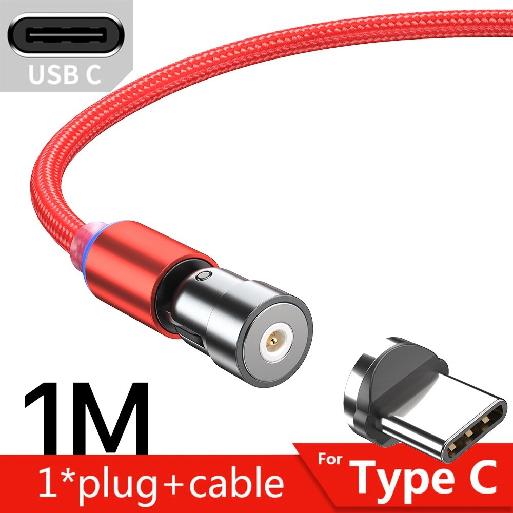 1M Red for TYPE C