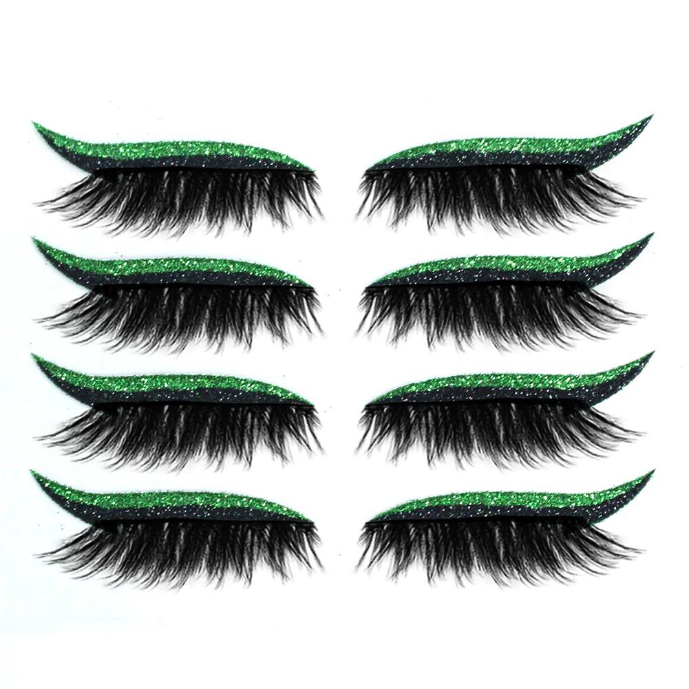 4pairs green