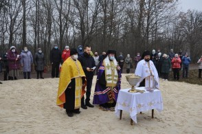 Фото: Єпископ Митрофан