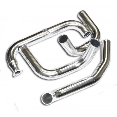 Intercooler Piping+Silicones+Clamps for Nissan GTIR N14