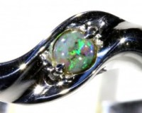 Opal Jewelry Including Opal Rings, Pendants and More