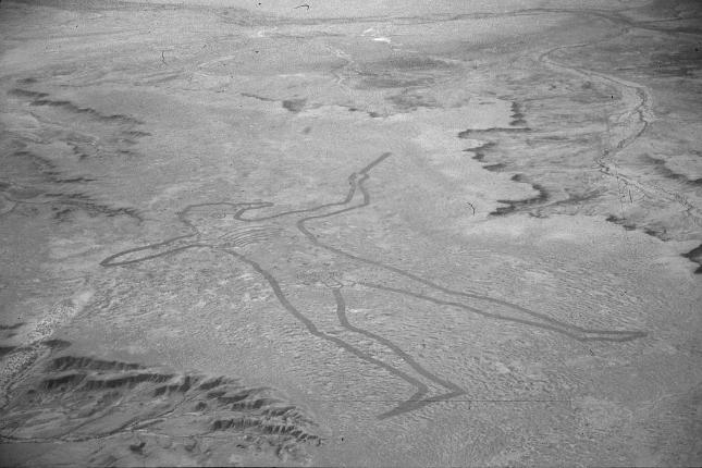 Scharrbilder wurden nicht nur in Peru, sondern auch in England, Kasachstan und Australien, wie der Maree Man, entdeckt.