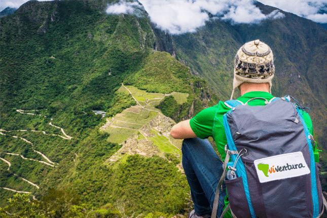 Nach der viertägigen Wanderung auf dem Inkatrail ist nichts schöner, als endlich den Blick auf Machu Picchu genießen zu können