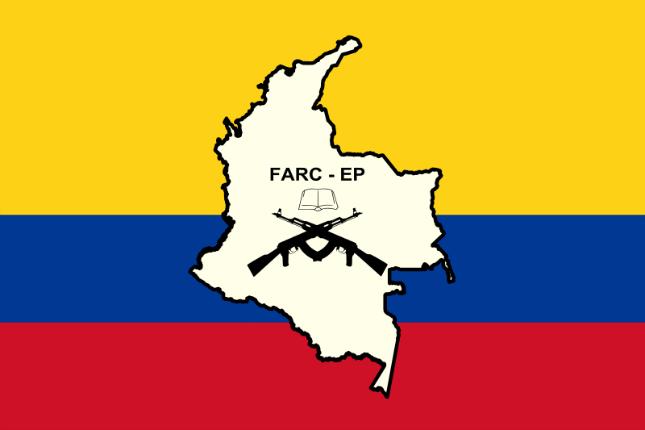 Über 50 Jahre wurde Kolumbien geprägt von dem Kampf der Guerillabewegung FARC (Fuerzas Armadas Revolucionarias de Colombia) mit den staatlichen Streitkräften.