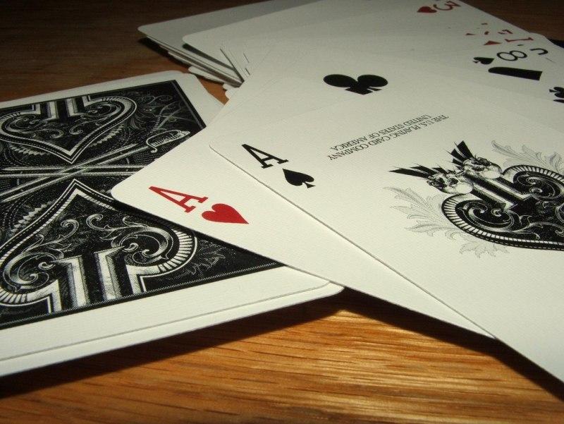 Zeig, was du drauf hast mit diesen Kartenspielen! Quelle: Flickr.