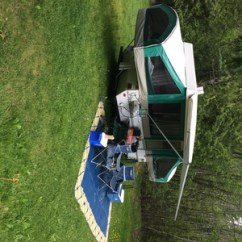 Green Chair 2005 Trailer Antique Dining Styles Record Eagle Classifieds Rv Sales Service Leisure Time Auto Coachmen Clipper 107 Sport Pop Up Camper In Excellent Used Condition For Sale By Original Owners 10 Box Sleeps 5 6 20m Btu Furnace Sink