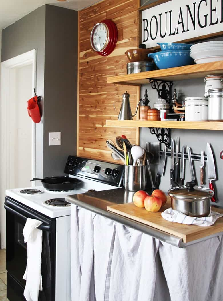 11 Small Kitchen Ideas On A Budget