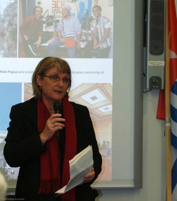 Councillor Amanda Stone, Yarra City Council