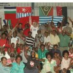 009. News that the WPNA delegation, detained by Immigration in Suva, had left Fiji