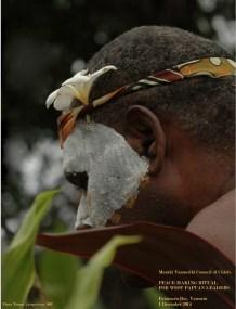 Vanuatu Man, Tommy Latupeirissa, 2007