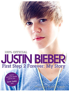 Book Review: First Step 2 Forever: My Story, by Justin Bieber (1/2)