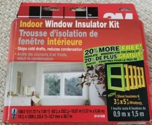 does window insulation film work