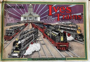 Ives trains