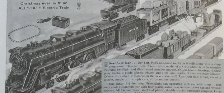 Marx trains history, 1934-1974