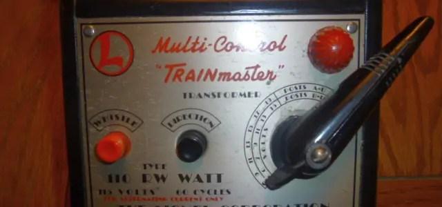 How I fixed a Lionel RW transformer