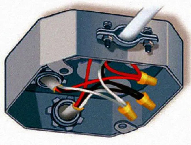 where the red wire goes in a light fixture the silicon underground basic wiring diagram 110 110 house wiring light fixture #11
