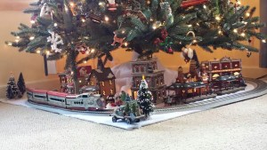 Department 56 scale: separating items by size