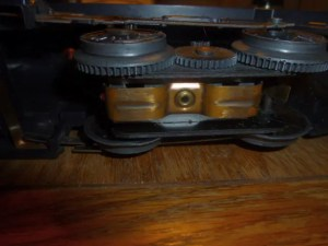 Repair a fiberboard insulator in a train motor