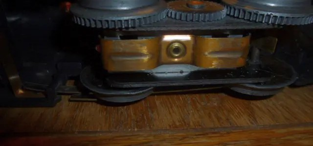 Repair the fiberboard insulator in a train motor
